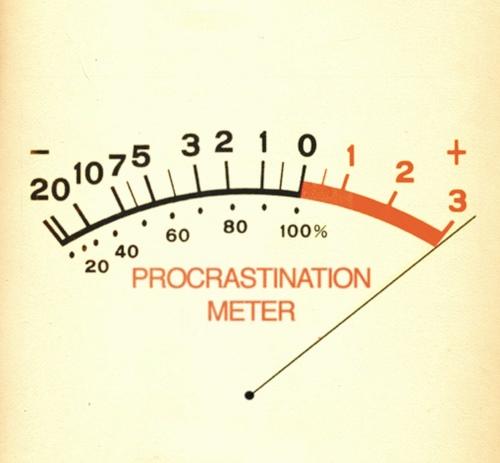 procrastination studies